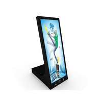 12. Inch desktop Digital Signage Touch Screen Wifi/3G/Android/Internet Lcd Advertising Display Ad Media Player