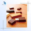 fashion low price personal customized Wood bulk 1gb usb flash drives