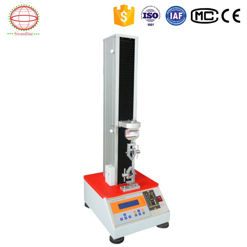 Hardness testing electron universal testing machine tensile tester with computer controlled