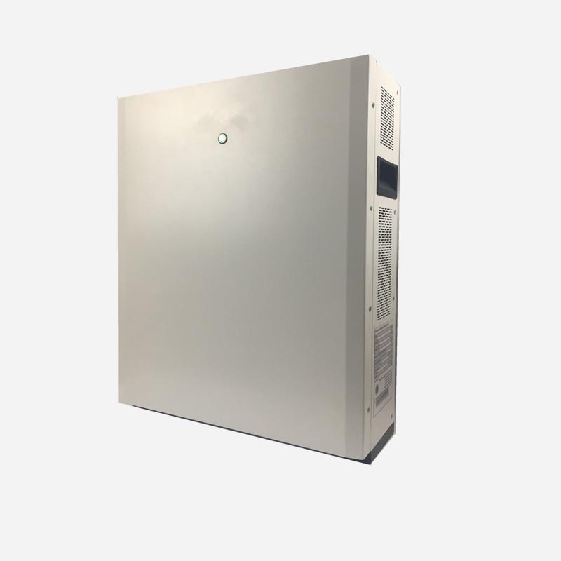 Baterai Lithium 20KWh Isi Ulang Daya Dinding Powerwall Bank Penyimpanan Energi Rumah 51,2v200ah LiFePO4 Paket Baterai