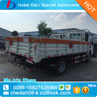 JAC lorries cargo truck 5tons for sale