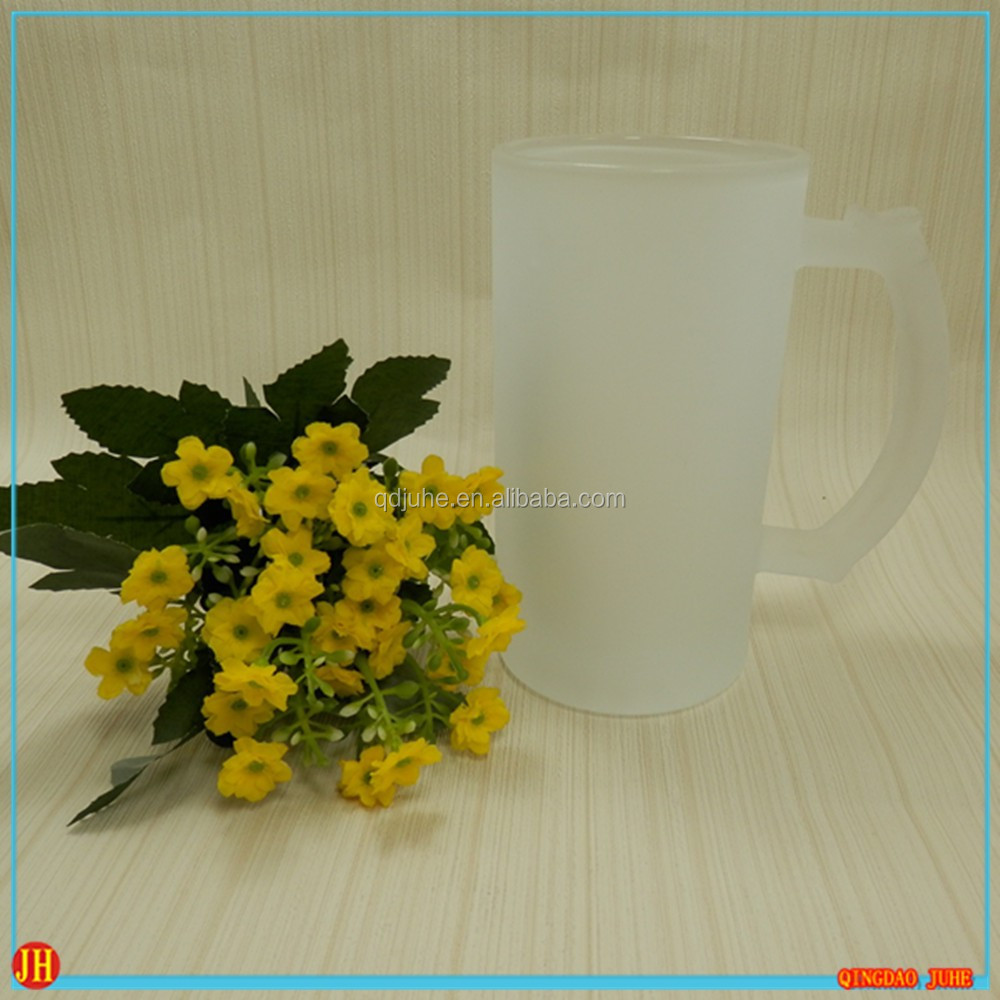 16oz Frosted Glass Beer Mug, 16oz Frosted Glass Beer Mug Suppliers ...
