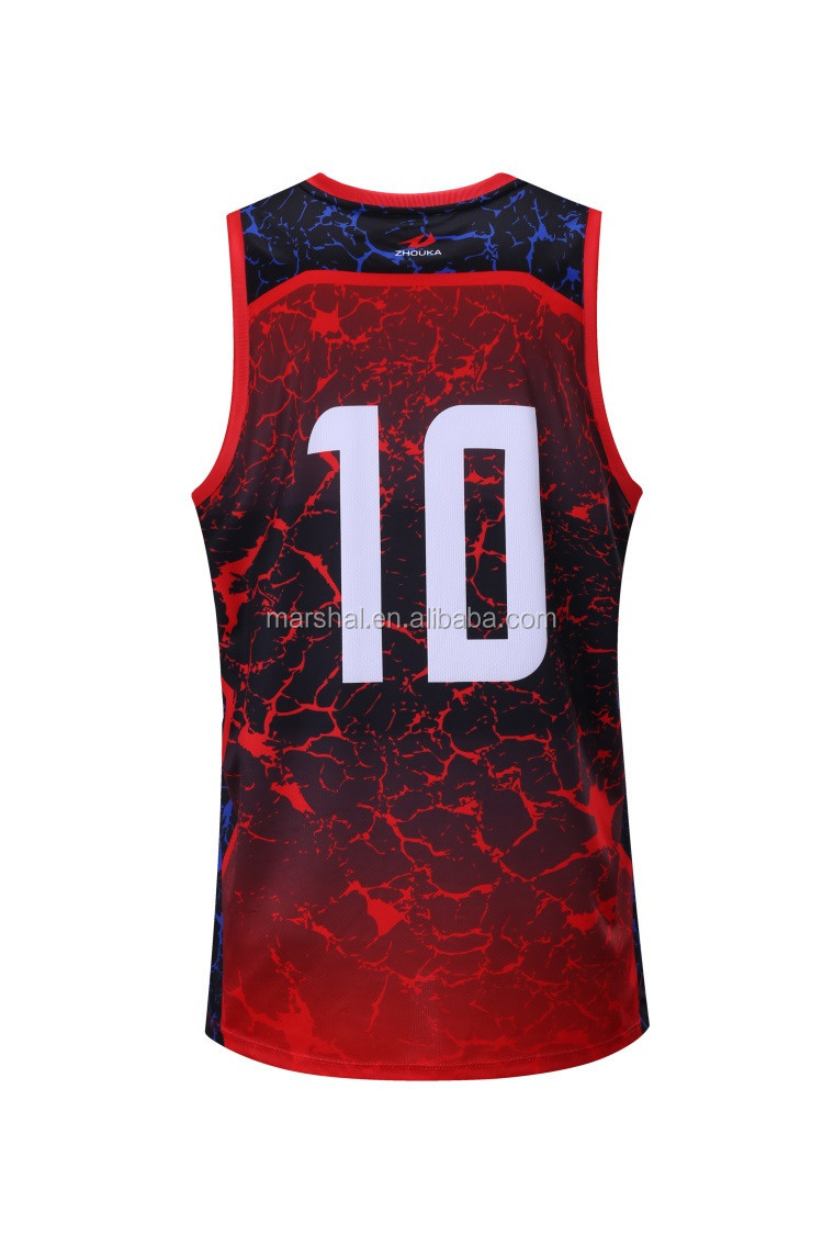 Basketball Uniform Design Red | www.pixshark.com - Images Galleries With A Bite!
