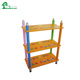 Eco Friendly Modern Design Kids Wooden Shoe Cabinet