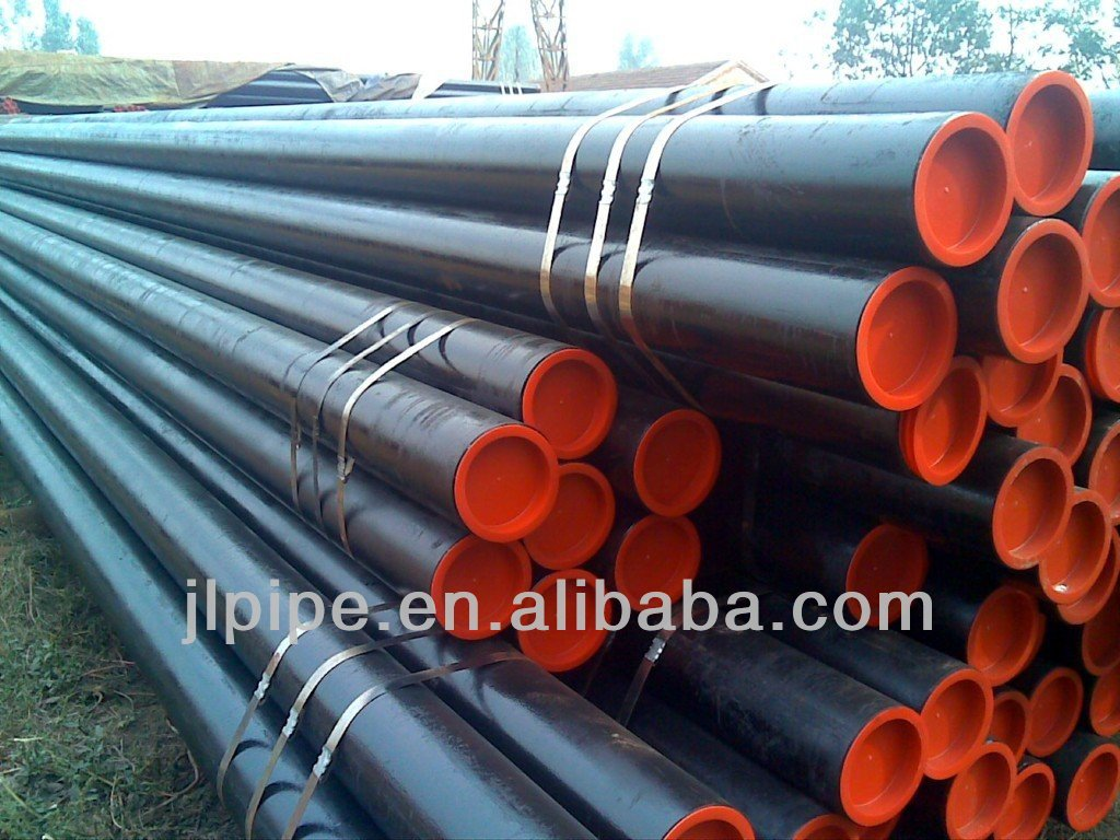 mechanical properties of st37 steel material hot rolled seamless steel pipe