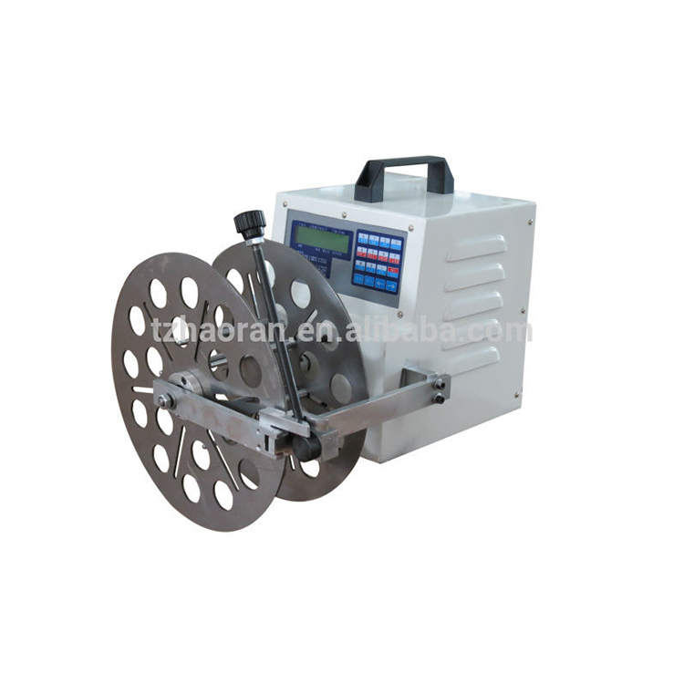 Automatic wire winding machine for cable wire DNB-11