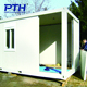 ISO,CE certificated luxury prefabricated home container office house prefab in china