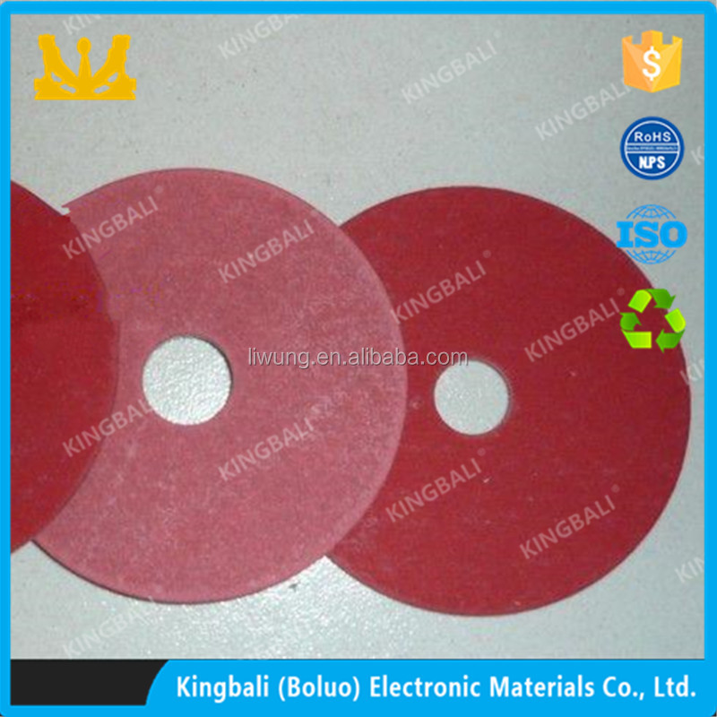 China supplier Technical grade red vulcanized fibre for electrical appliances