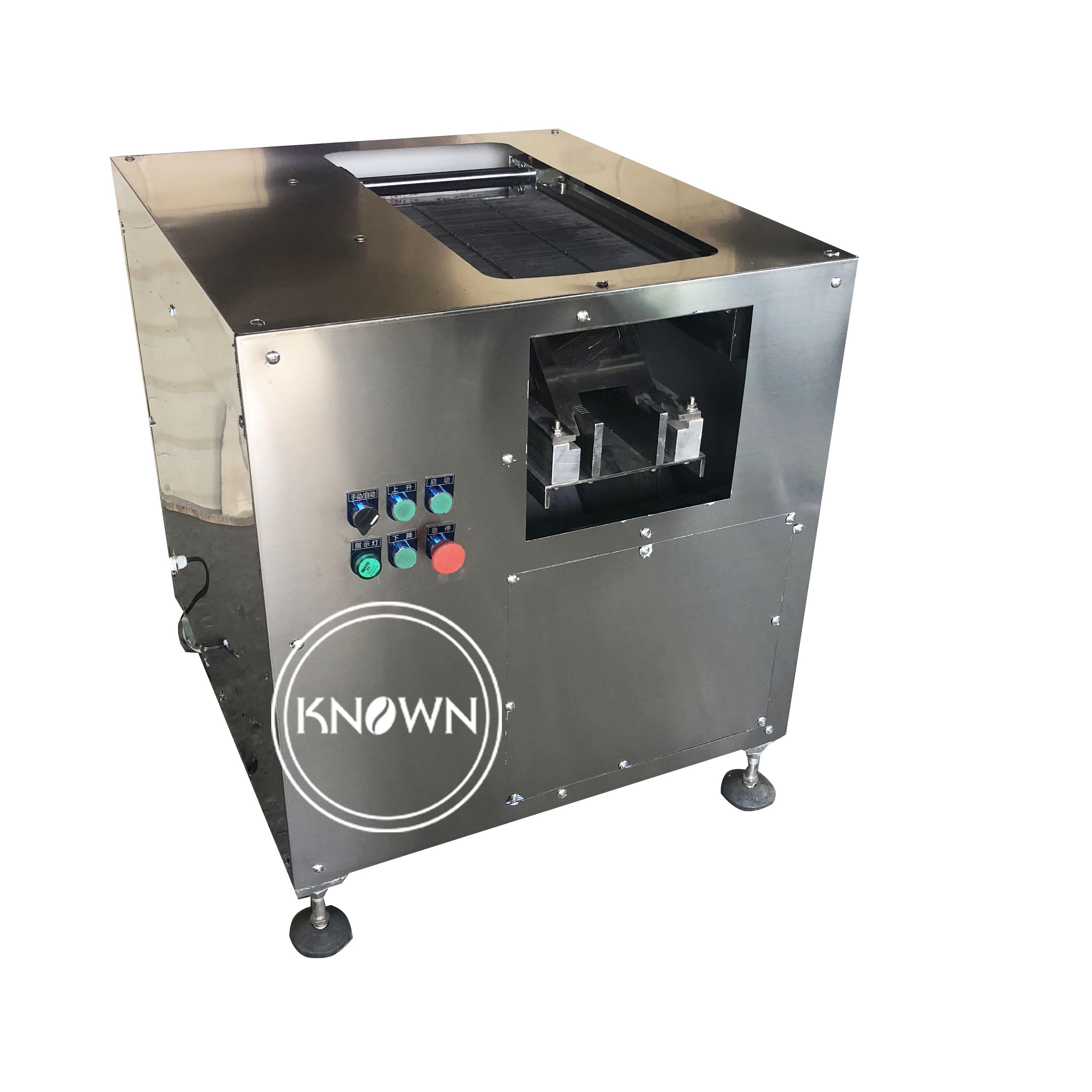 צעיר איכות גבוהה סלמון מכונה לחיתוך בשרשל יצרן סלמון מכונה לחיתוך בשר ב CP-85
