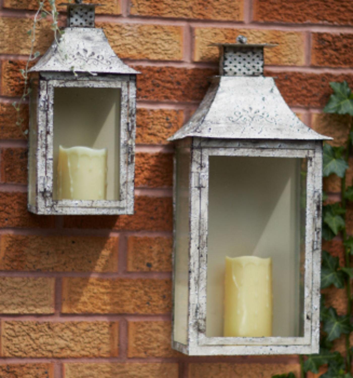 Wall Mounted Candle Lanterns Find