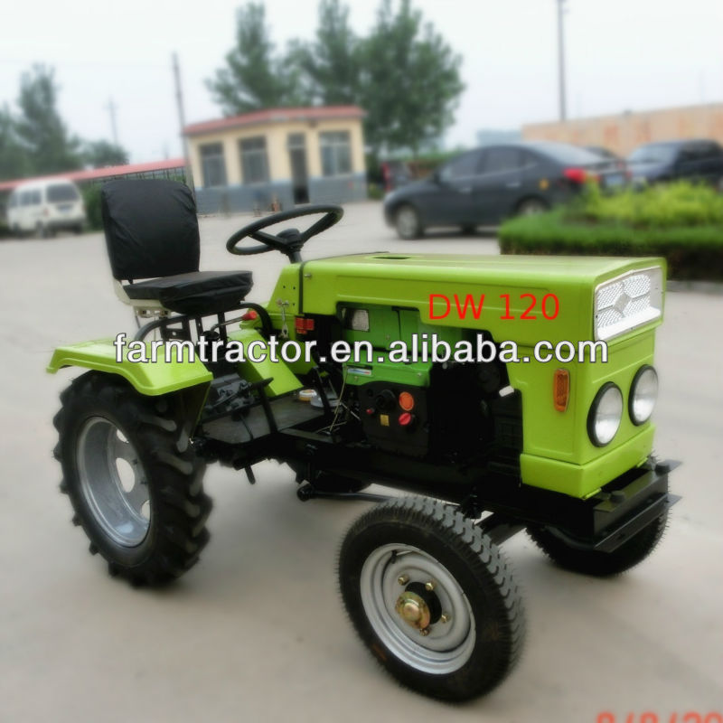 Mini Tractor For Sale Made In China With 100% Satisfaction From ...