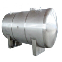 Stainless Steel oil container storage tank