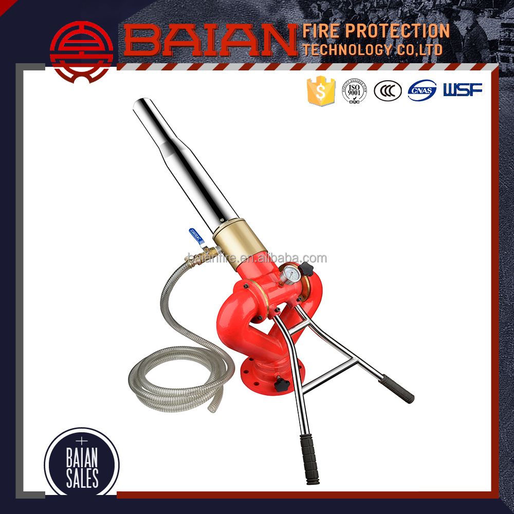 Marine Electric Fire Pump / Fire Fighting Water Foam Monitor