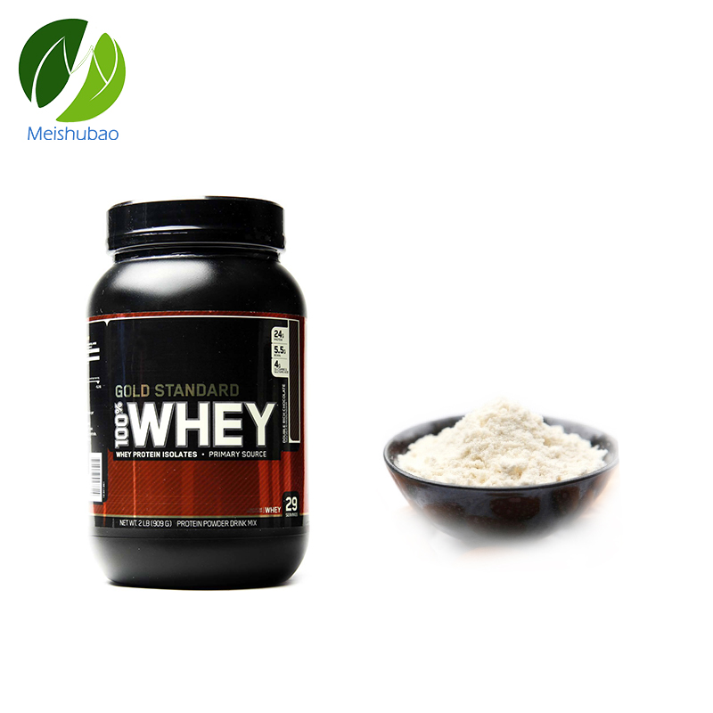 protein isolate or whey