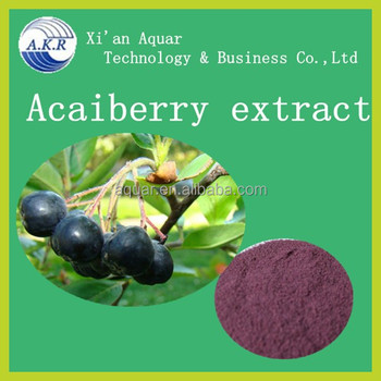 Manufacturer import frozen acai puree / acai berry juice/acai powder 10:1