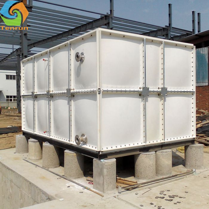 Best price professional manufacture Fiber water tanks /waste water storage tanks with good faith 20 years manufacture
