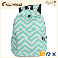 CR high quality control system old style cute fashionable laptop bags