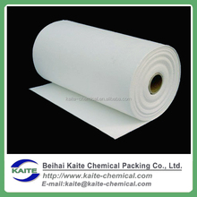 Pure ceramic cotton fiber paper for furnace high temperature gasket