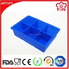 Bar Tool Type Tovolo Silicone Ice Cube Tray/ King Size Silicone Ice Mold/2 Inch Silicone Ice Cube Maker