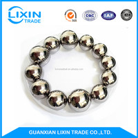 AISI 52100 5.35mm 5.75mm G50 G100 Chrome Steel Ball Bearing Bead for Auto Accessories