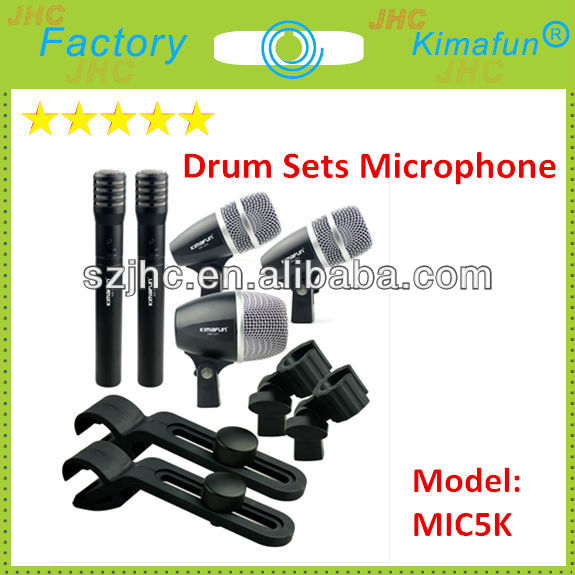 Drum Sets Miniature Microphone Instrument MIC5K