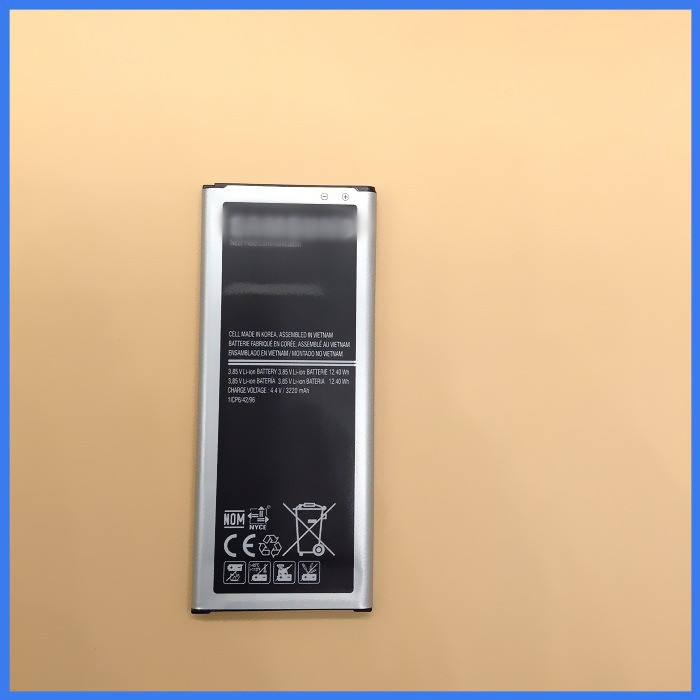 for samsung mobile phone battery for galaxy note 4 battery
