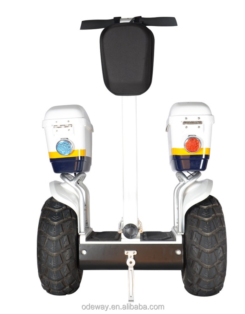 Best quality good price Samsung Lithium Battery police electric scooter
