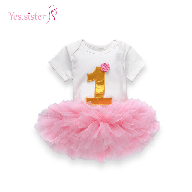 ce9dcce9a 1st year birthday dress girl Yuanwenjun.com