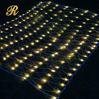 Christmas Decorations Led Ceiling Net Light Outdoor Party Lights