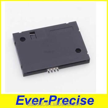 Export Black Smart Card Connector Smt Ic Card Socket To Korea Market