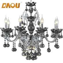 Hot sale contemporary Luxury wonderful metal chandelier made in china