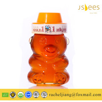 Child Care Healthy Fresh Liquid Honey with Cartoon Bottle