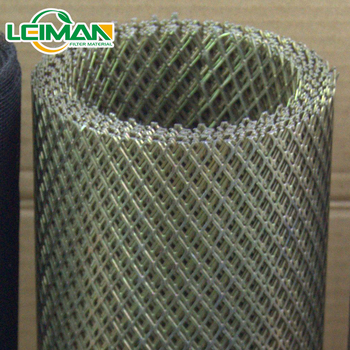 industry usage white air filter mesh