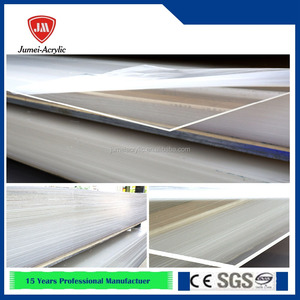 factory direct sale pmma perspex sheet clear plexi glass flexible acrylic plank