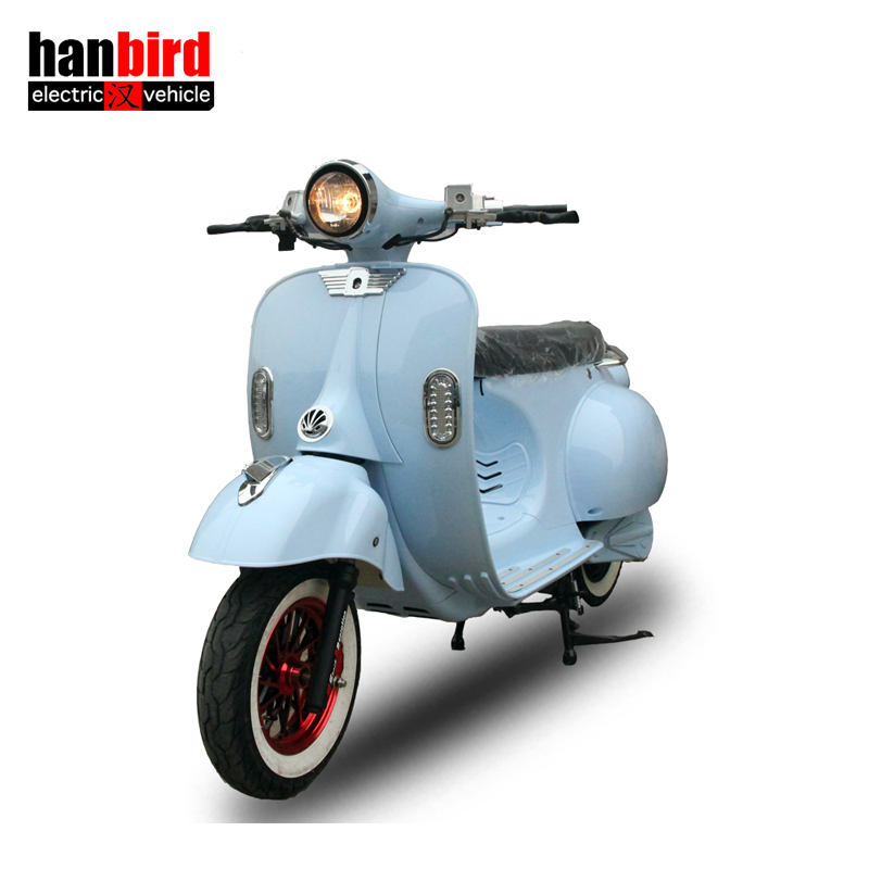 China HBC electrical scooter with pedals for adults, Customized