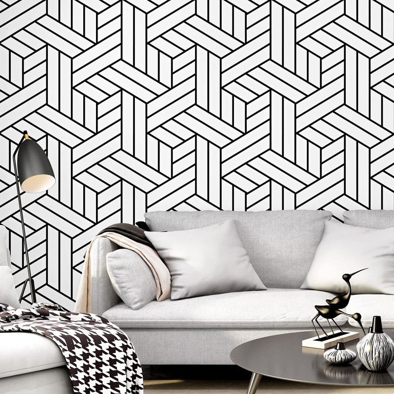 3d Nordic Abstrak Pemandangan Alam Rusa Mulus Seluruh Wallpaper Dinding Buy 3d Nordic Abstrak Pemandangan Alam Rusa Mulus Seluruh Wallpaper
