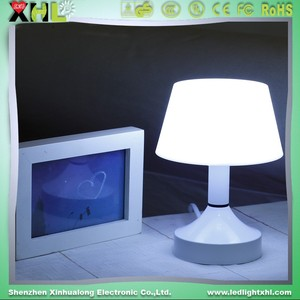 rechargeable cordless table lamp / chandelier table lamp