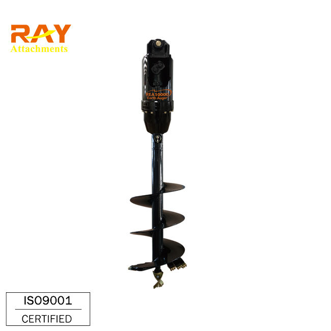 Fence Post Earth Auger Drill Bit Ground Hole Drilling Machines - Buy  Auger,Fence Post Drill,Auger Drill Product on Alibaba com