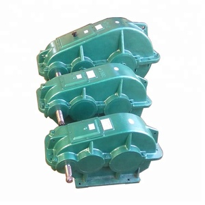 ZQ/JZQ series 1400 rpm used liming best prices electric gear box reduction motor speed planetary reducer transmission gearbox