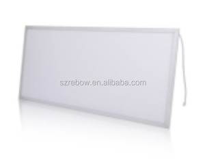 3Years warranty 80w led panel 60x120 CRI80 led flat panel light for commercial decoration