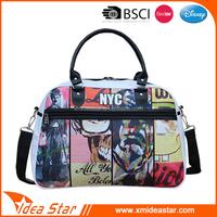 Comfortable soft vintage leather bag handbag good quality women handbag