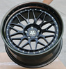 "customize 2 pc forged car rim 17"" 18"" 19"" 20"" 21"" 22"" 24"" 26"" inch step lip and slant lip for T6061 forged alloy wheels by GX"