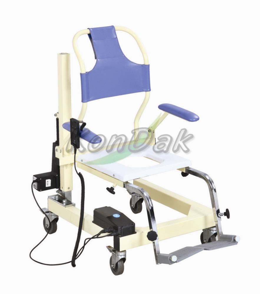 الحمام كرسي متحرك الكهربائية الكهربائية معدات العلاج الطبيعي معرف
