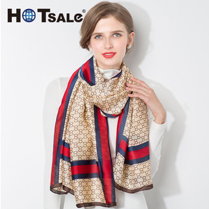 Hot Sell 2018 Newest Prints Women Fashion Scarf