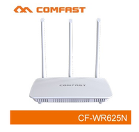 COMFAST CF-WR625N Wifi Routers For Sale with 3 Antennas Free Virtual Wifi Router 300Mbps New Wireless Router