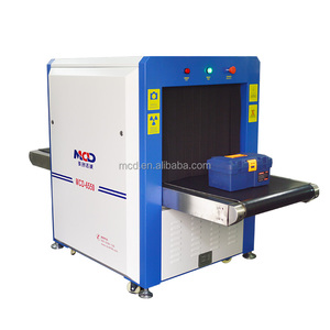 MCD-6550 X-ray Security Screening Equipment X Ray Baggage Scanner Airport Baggage Scanner
