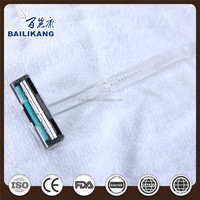 Disposable Twin Stainless Steel Blade Manual Shaving Razor For Men