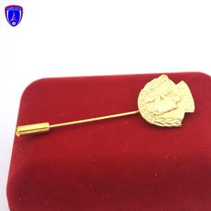 China Gold Metal Brooche, China Gold Metal Brooche