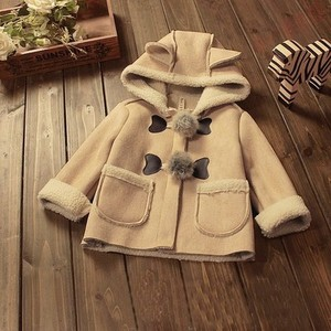 Sandro Recycled Hot Berber Fleece Soft Material Warm Kid Winter Coat