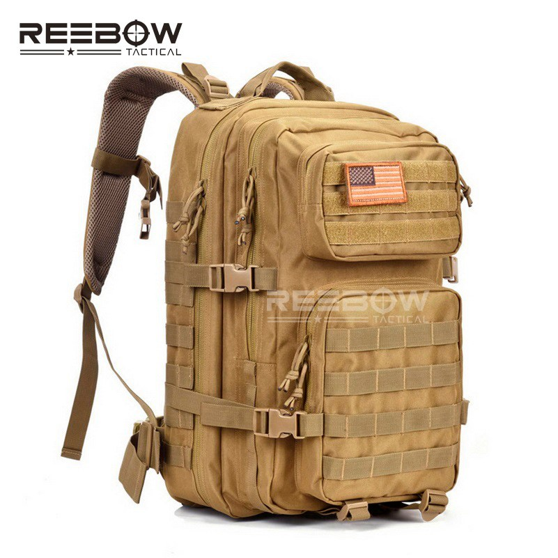 1ea567d05350 Military Tactical Outdoor Camping Backpack Army 3 Day Assault Sports 3P  Waterproof Molle Bug Out Backpack Rucksack Hiking